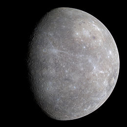 Mercury's Tidally Locked Orbit